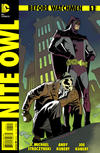 Cover for Before Watchmen: Nite Owl (DC, 2012 series) #1 [Kevin Nowlan Cover]