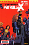 Cover for Lobezno y La Patrulla-X (Panini España, 2012 series) #1