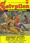 Cover for Sølvpilen (Allers Forlag, 1970 series) #7/1972