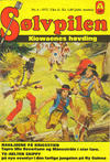 Cover for Sølvpilen (Allers Forlag, 1970 series) #6/1972