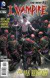 Cover for I, Vampire (DC, 2011 series) #10