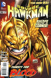 Cover for The Savage Hawkman (DC, 2011 series) #10