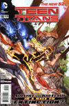 Cover for Teen Titans (DC, 2011 series) #10
