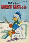Cover for Donald Duck & Co (Hjemmet / Egmont, 1948 series) #2/1967