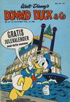 Cover for Donald Duck & Co (Hjemmet / Egmont, 1948 series) #49/1966