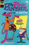 Cover for The Pink Panther (Western, 1971 series) #30 [Whitman]