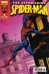 Cover for The Astonishing Spider-Man (Panini UK, 2007 series) #6