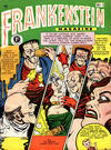 Cover for Frankenstein Comics (Arnold Book Company, 1953 series) #3