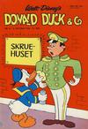 Cover for Donald Duck & Co (Hjemmet / Egmont, 1948 series) #41/1966