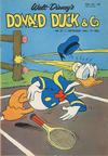 Cover for Donald Duck & Co (Hjemmet / Egmont, 1948 series) #37/1966
