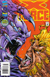 Cover for X-Force (Marvel, 1991 series) #45 [Newsstand]