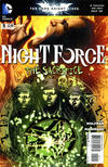 Cover for Night Force (DC, 2012 series) #5