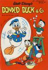 Cover for Donald Duck & Co (Hjemmet / Egmont, 1948 series) #30/1966