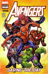 Cover for Avengers: Saving the Day (Marvel, 2011 series) #1