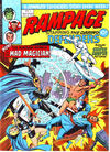 Cover for Rampage (Marvel UK, 1977 series) #7