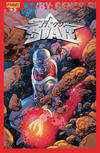 Cover for Kirby: Genesis - Silver Star (Dynamite Entertainment, 2011 series) #5 [Mark Buckingham]