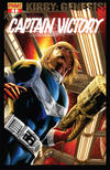 Cover Thumbnail for Kirby: Genesis - Captain Victory (2011 series) #1 [Cover D - Wagner Reis]