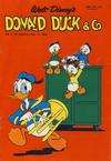 Cover for Donald Duck & Co (Hjemmet / Egmont, 1948 series) #4/1966