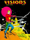 Cover for Visions (Gary Cook and Lamar Waldron, 1979 series) #3
