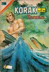 Cover for Korak Serie Colibri (Editorial Novaro, 1975 series) #22