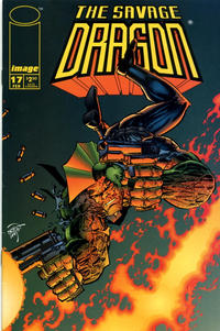 Cover Thumbnail for Savage Dragon (Image, 1993 series) #17 [A]