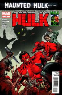 Cover Thumbnail for Hulk (Marvel, 2008 series) #50