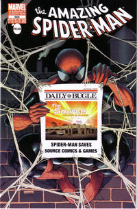 Cover Thumbnail for The Amazing Spider-Man (Marvel, 1999 series) #666 [Sources Comics and Games store variant]