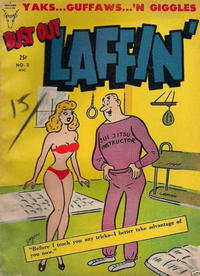 Cover Thumbnail for Bust Out Laffin' (Toby, 1954 series) #2