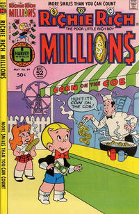 Cover Thumbnail for Richie Rich Millions (Harvey, 1961 series) #89