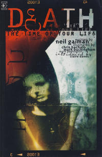 Cover Thumbnail for Death: The Time of Your Life (Titan, 1997 series)