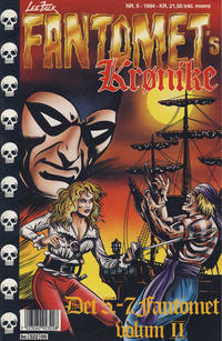 Cover Thumbnail for Fantomets krønike (Semic, 1989 series) #5/1994