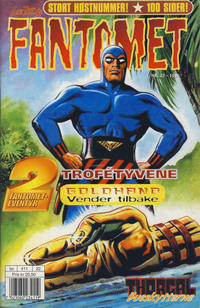 Cover Thumbnail for Fantomet (Hjemmet / Egmont, 1998 series) #22/1998