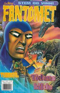 Cover Thumbnail for Fantomet (Hjemmet / Egmont, 1998 series) #1/1999