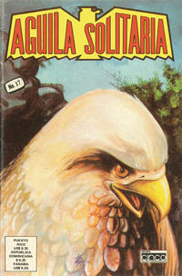 Cover Thumbnail for Aguila Solitaria (Editora Cinco, 1976 ? series) #17