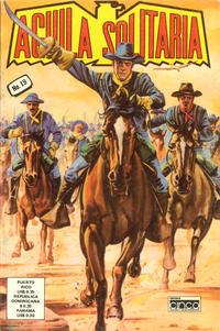 Cover Thumbnail for Aguila Solitaria (Editora Cinco, 1976 ? series) #19