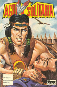 Cover Thumbnail for Aguila Solitaria (Editora Cinco, 1976 ? series) #24