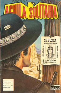 Cover Thumbnail for Aguila Solitaria (Editora Cinco, 1976 ? series) #25