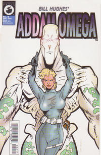 Cover Thumbnail for Addam Omega (Antarctic Press, 1997 series) #2