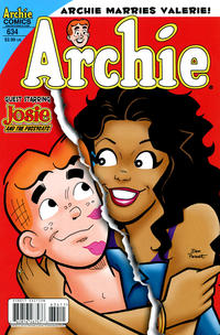 Cover Thumbnail for Archie (Archie, 1959 series) #634