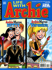 Cover Thumbnail for Life with Archie (Archie, 2010 series) #20