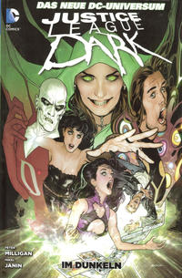 Cover Thumbnail for Justice League Dark (Panini Deutschland, 2012 series) #1 - Im Dunkeln