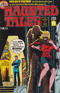 Cover Thumbnail for Haunted Tales (K. G. Murray, 1973 series) #45