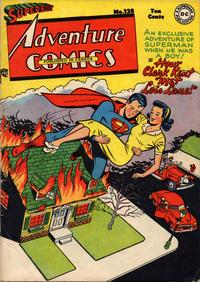 Cover Thumbnail for Adventure Comics (National Comics Publications of Canada Ltd, 1948 series) #128