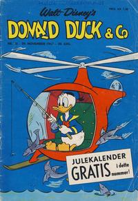 Cover Thumbnail for Donald Duck & Co (Hjemmet / Egmont, 1948 series) #48/1967