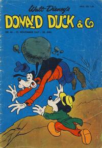 Cover Thumbnail for Donald Duck & Co (Hjemmet / Egmont, 1948 series) #46/1967