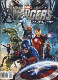 Cover Thumbnail for The Avengers Filmspesial (Bladkompaniet / Schibsted, 2012 series)