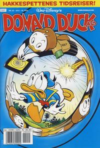 Cover Thumbnail for Donald Duck & Co (Hjemmet / Egmont, 1948 series) #25/2012