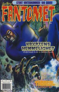 Cover Thumbnail for Fantomet (Hjemmet / Egmont, 1998 series) #2/1999