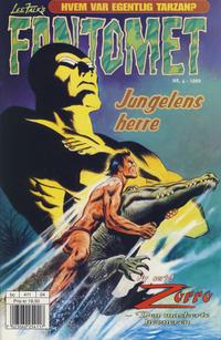 Cover Thumbnail for Fantomet (Hjemmet / Egmont, 1998 series) #4/1999