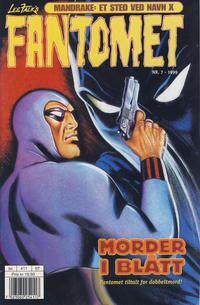 Cover Thumbnail for Fantomet (Hjemmet / Egmont, 1998 series) #7/1999